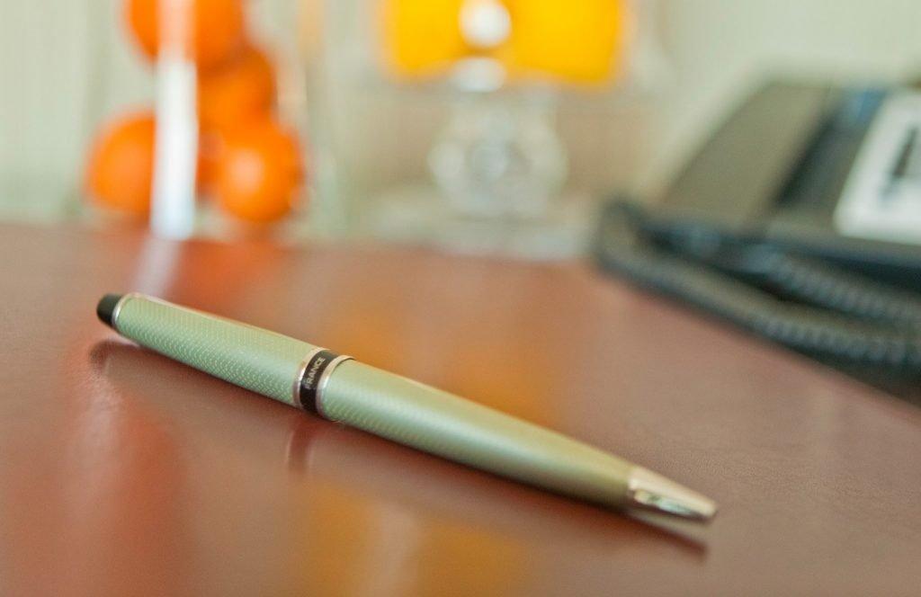 pen at condor hotel