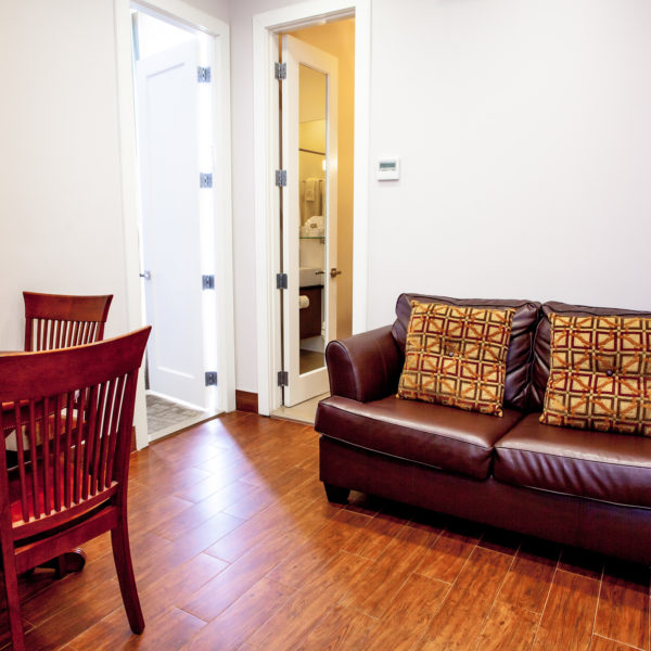 Plush Suite Living