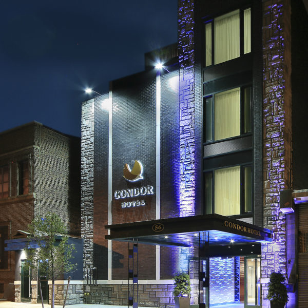 Booklyn Hotel Exterior